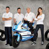 El equipo de Mediaset para el 'Mundial de MotoGP 2014'