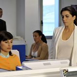 Marian Álvarez y Alicia Borachero en 'Los misterios de Laura'