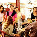 Sonsoles y José Luis en la tercera temporada de 'Con el culo al aire'
