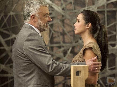 Adolfo Fernández y Paula Prendes en el sexto capítulo de 'B&b'