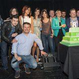 Todas las caras de laSexta en su octavo aniversario