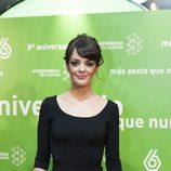María Martínez en el 8º aniversario de laSexta