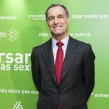 Silvio González en el 8º aniversario de laSexta