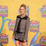 Kaley Cuoco en los Nickelodeon Kids' Choice Awards 2014