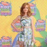 Jayma Mays en los Nickelodeon Kids' Choice Awards 2014