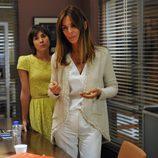 Carlota Olcina y Lydia Bosch en 'Los misterios de Laura'