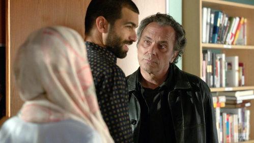 José Coronado y Rubén Cortada en 'El Príncipe'