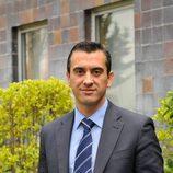 Jesús Navarro, Director de Operaciones de Domino's pizza posando para 'El jefe infiltrado'