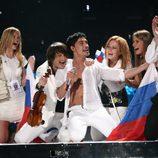 Rusia se alza con el título de 'Eurovision' en 2008