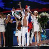Rusia, campeona Eurovisión 2008