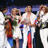 Rusia, con Dima Bilan, gana Eurovisión