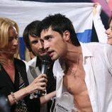 Dima Bilan gana Eurovisión 2008