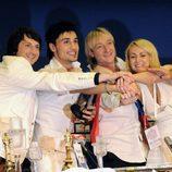 Rusia gana Eurovisión