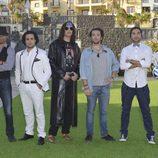 El grupo de los únicos en 'Un príncipe para Laura'