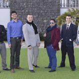 El grupo de los simpáticos en 'Un príncipe para Laura'
