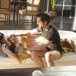 Hugo y Rosa en el segundo capítulo de 'Dreamland'