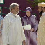 Encuentro musulmán en 'El principe'