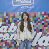 Beatriz Montañez en el estreno de 'Hable con ellas'