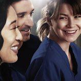 Cartel promocional de 'Anatomía de Grey'