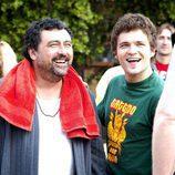 Paco Tous y Adam Jezierski en 'Con el culo al aire'