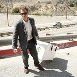 Greg Kinnear en la primera temporada de 'Rake'