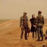Imagen del desierto de 'Rescatando a Sara'