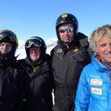 José Mota con el equipo de 'Planeta Calleja'