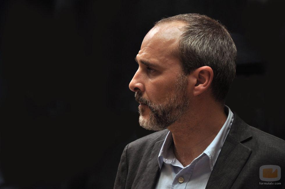 Fernando Guillén de perfil