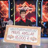 Miguel Abellán, ganador de '¡Mira quién baila! 2014'