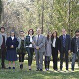 Reparto de 'Sin identidad', la nueva serie de Antena 3