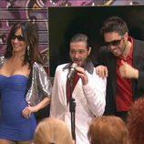 Paz y Simón participan en el concurso de música