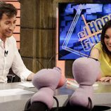 Mónica Carrillo en 'El hormiguero'