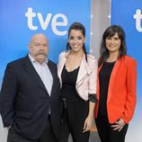 Ruth Lorenzo, José Maria Íñigo y Elena S. Sánchez