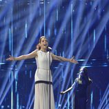 Ruth Lorenzo se prepara para Eurovisión 2014