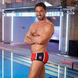 Miguel Ángel Nicolás, concursante de la segunda edición de '¡Mira quién salta!'