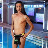 Sandro Rey, concursante de la segunda edición de '¡Mira quién salta!'