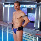 Javier Castillejo, concursante de la segunda edición de '¡Mira quién salta!'