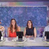 José Corbacho, Gemma Mengual, Lola Sáez y Boris Izaguirre, jurado de la segunda edición de '¡Mira quién salta!'