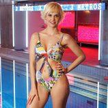 Miriam Sánchez, concursante de la segunda edición de '¡Mira quién salta!'