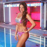 Patricia Martínez, concursante de la segunda edición de '¡Mira quién salta!'