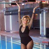 Andrea García, concursante de la segunda edición de '¡Mira quién salta!'