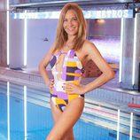 Belén Rodríguez, concursante de la segunda edición de '¡Mira quién salta!'