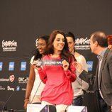 Ruth Lorenzo actuará en la segunda mitad de final de Eurovision 2014