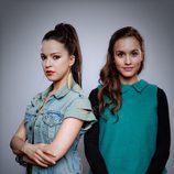 Megan Montaner y Verónica Sánchez en 'Sin identidad'