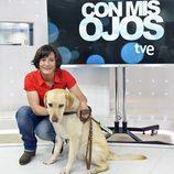 Pili Calvo presentará 'Con mis ojos' en La 2