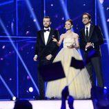 Los presentadores del Festival de Eurovisión 2014