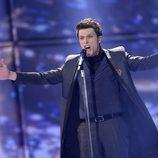 Armenia en la Final de Eurovisión 2014