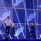 Twin Twin (Francia) en la Final de Eurovisión 2014