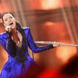 Eslovenia en la Final de Eurovisión 2014