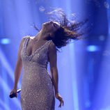 Ruth Lorenzo en la Final de Eurovisión 2014